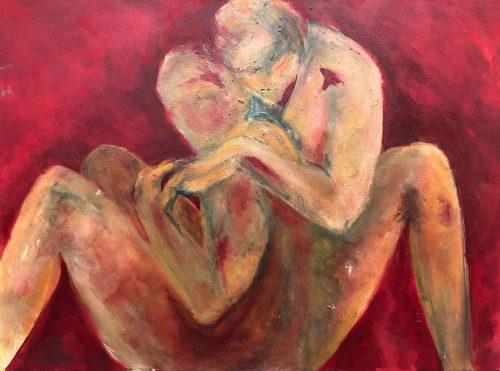 Erotische Körperlandschafte 8