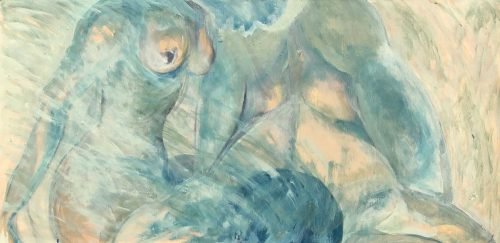 Erotische Körperlandschafte 9