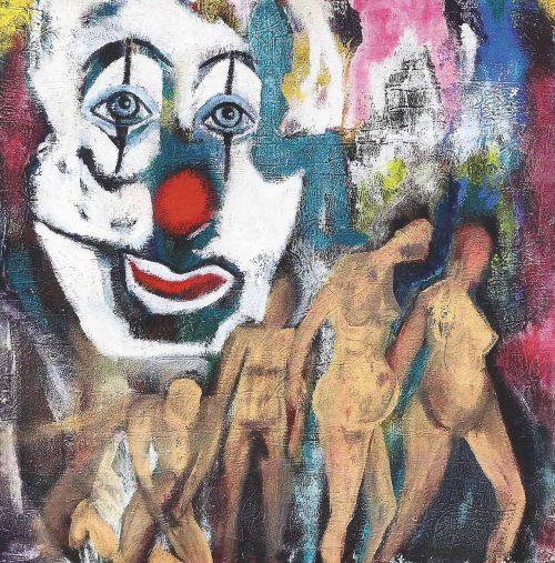 Erotische Körperlandschafte 1